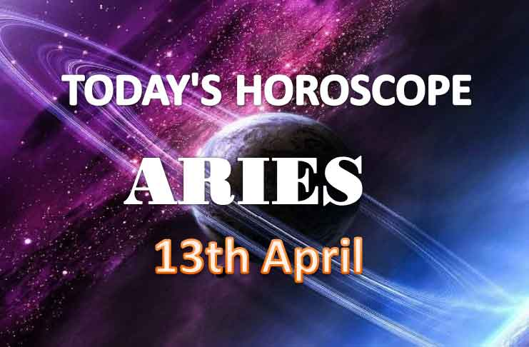 aries daily horoscope for today tuesday april 13th 2021