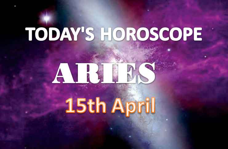 aries daily horoscope for today thursday april 15th 2021