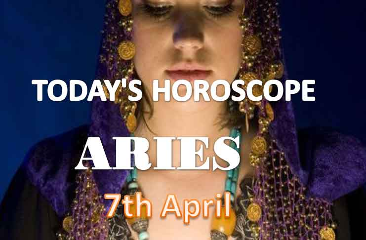 aries daily horoscope for today wednesday april 7th 2021