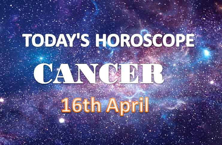 cancer daily horoscope for today friday april 16th 2021