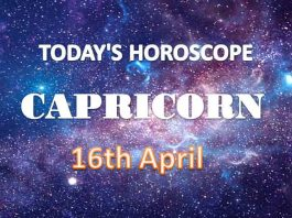 capricorn daily horoscope for today friday april 16th 2021