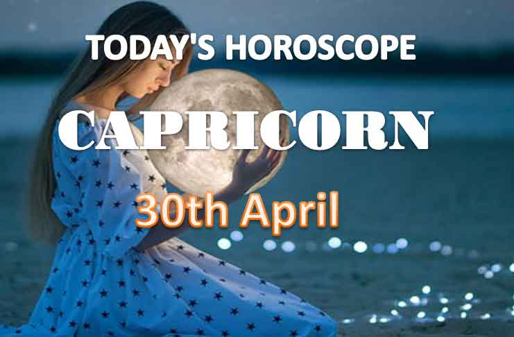 capricorn daily horoscope for today friday april 30th 2021