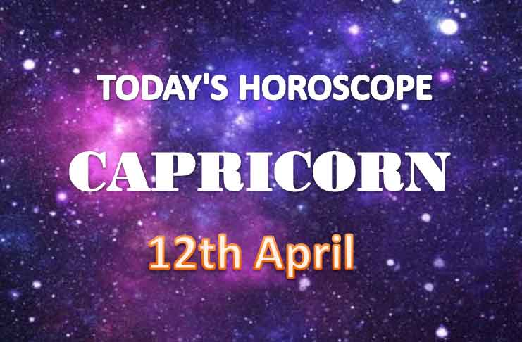 capricorn daily horoscope for today monday april 12th 2021