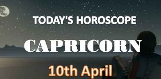 capricorn daily horoscope for today saturday april 10th 2021