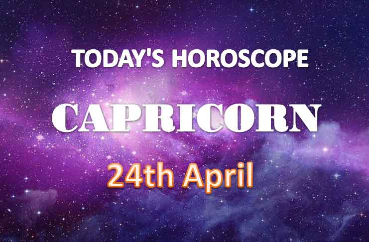 capricorn daily horoscope for today saturday april 24th 2021