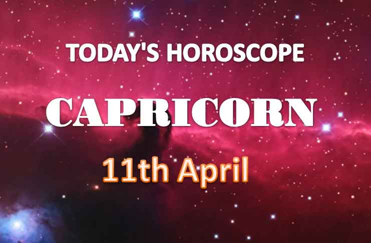 capricorn daily horoscope for today sunday april 11th 2021