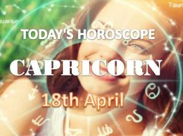 capricorn daily horoscope for today sunday april 18th 2021