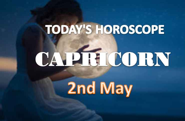 capricorn daily horoscope for today sunday may 2nd 2021