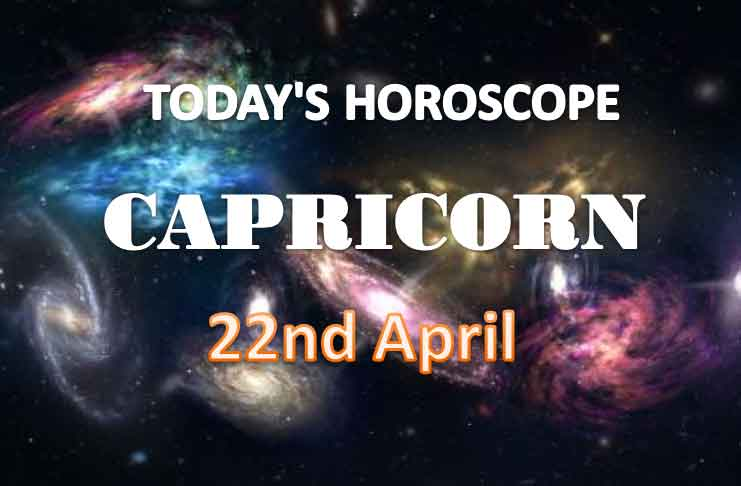 capricorn daily horoscope for today thursday april 22nd 2021