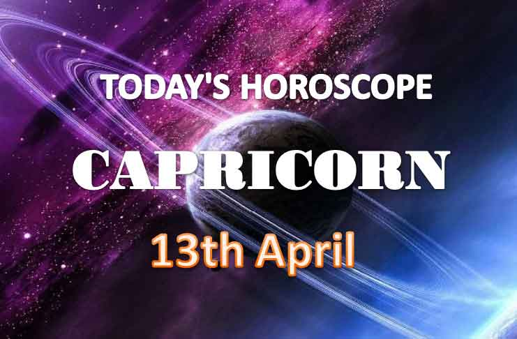 capricorn daily horoscope for today tuesday april 13th 2021