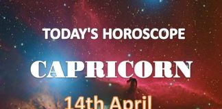 capricorn daily horoscope for today wednesday april 14th 2021