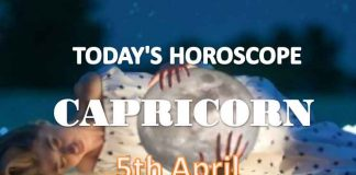 capricorn daily horoscope for today monday april 5th 2021