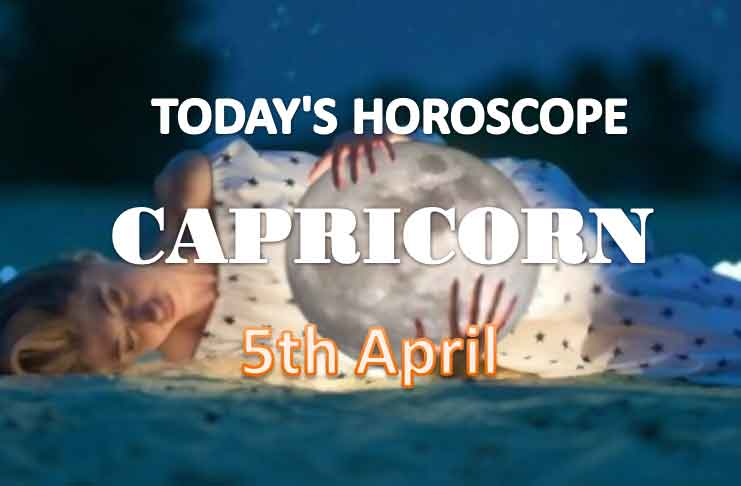 capricorn daily horoscope for today saturday april 5th 2021