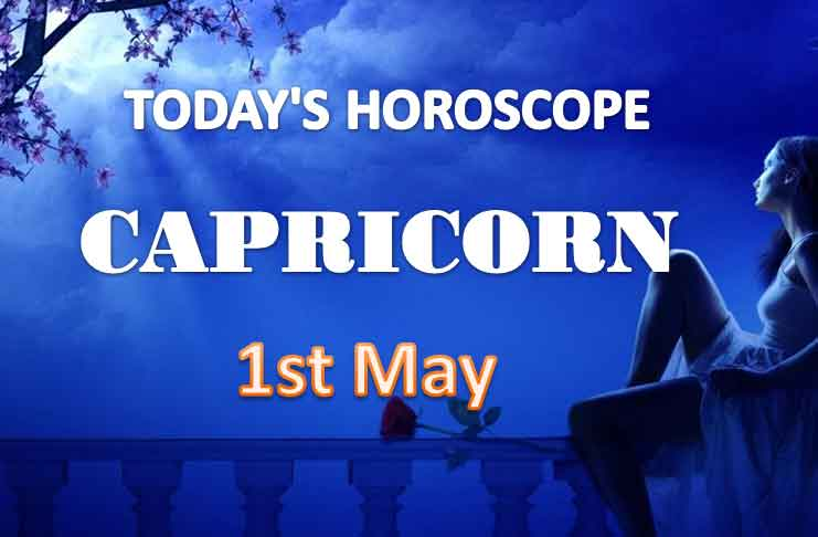 capricorn daily horoscope for today saturday may 1st 2021