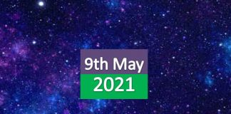 daily horoscope today 9th may 2021
