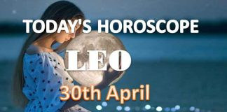 leo daily horoscope for today friday april 30th 2021