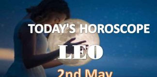 leo daily horoscope for today sunday may 2nd 2021