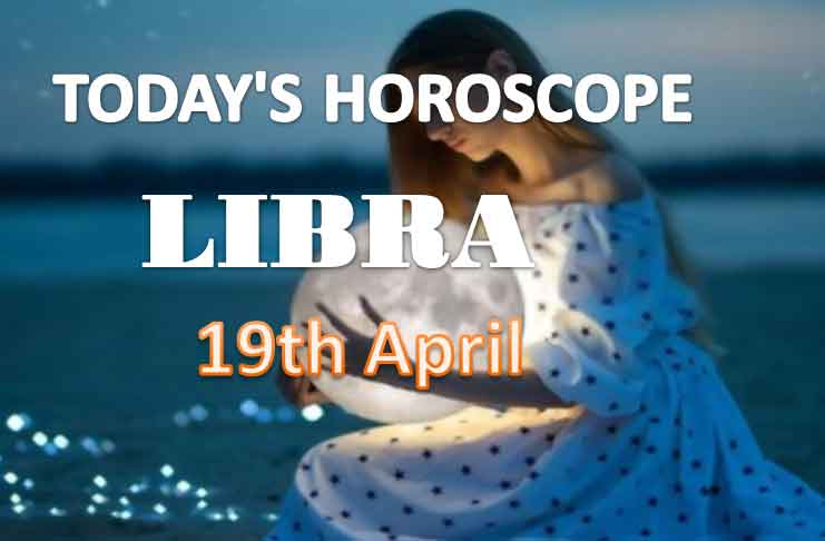 libra daily horoscope for today monday april 19th 2021