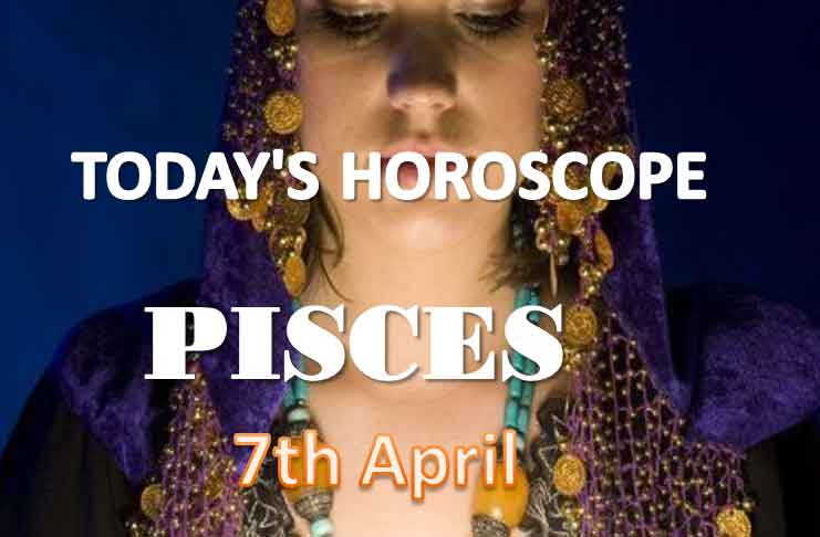 pisces daily horoscope for today wednesday april 7th 2021
