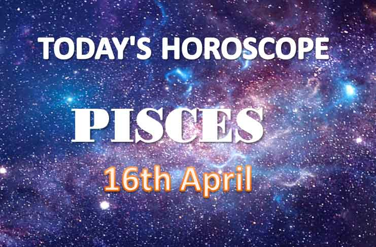 pisces daily horoscope for today friday april 16th 2021