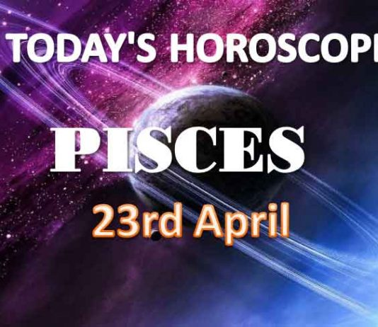 pisces daily horoscope for today friday april 23rd 2021