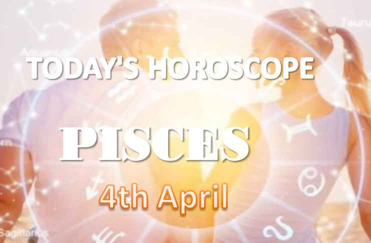 pisces daily horoscope for today sunday april 4th 2021