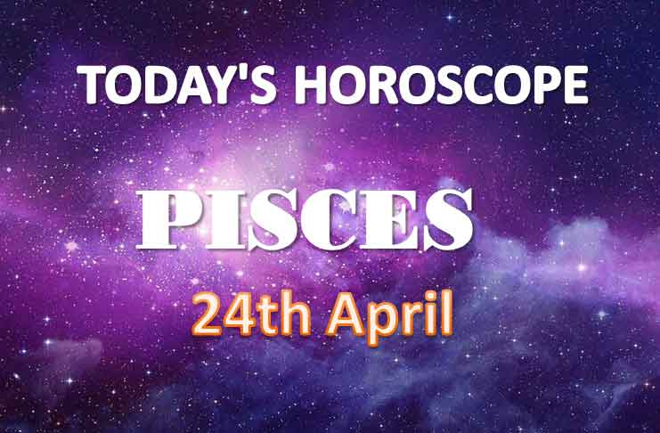 pisces daily horoscope for today saturday april 24th 2021