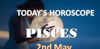 pisces daily horoscope for today sunday may 2nd 2021