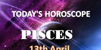 pisces daily horoscope for today tuesday april 13th 2021