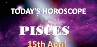 pisces daily horoscope for today thursday april 15th 2021