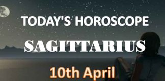 sagittarius daily horoscope for today saturday april 10th 2021