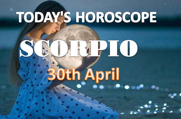 scorpio daily horoscope for today friday april 30th 2021