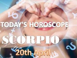 scorpio daily horoscope for today tuesday april 20th 2021