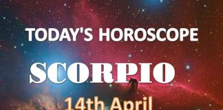 scorpio daily horoscope for today wednesday april 14th 2021
