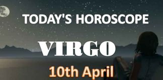 virgo daily horoscope for today saturday april 10th 2021
