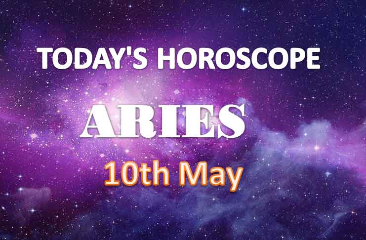 aries daily horoscope for today monday may 10th 2021