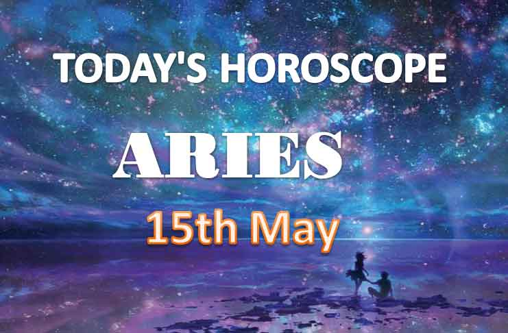 aries daily horoscope for today saturday may 15th 2021
