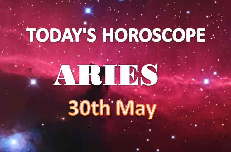 aries daily horoscope for today sunday may 30th 2021
