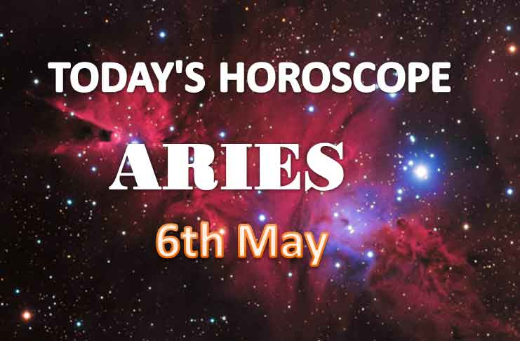 aries daily horoscope for today thursday may 6th 2021