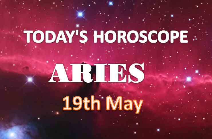 aries daily horoscope for today wednesday may 19th 2021
