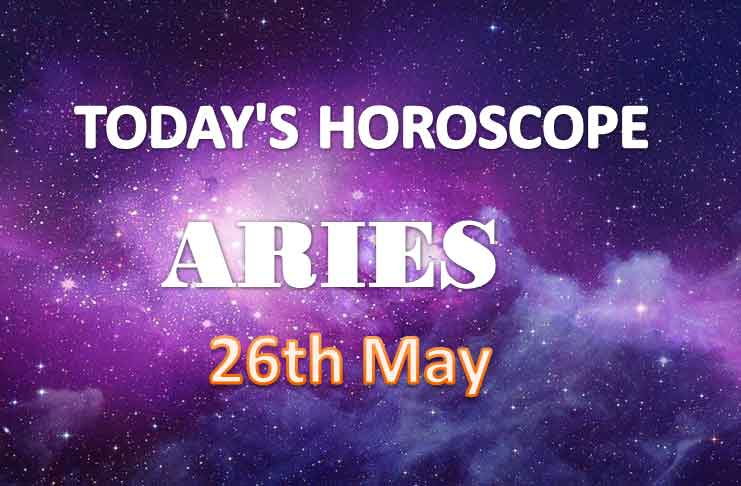 aries daily horoscope for today wednesday may 26th 2021