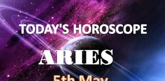 aries daily horoscope for today wednesday may 5th 2021