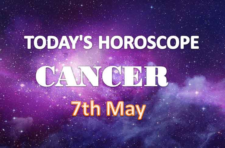 cancer daily horoscope for today friday may 7th 2021