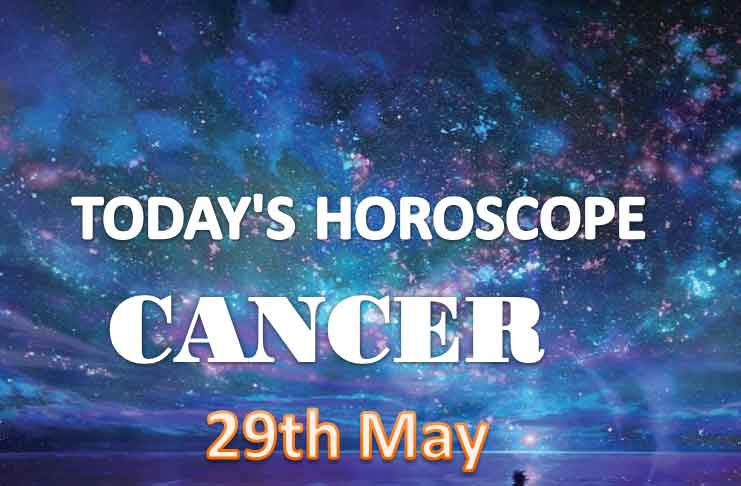 cancer daily horoscope for today saturday may 29th 2021
