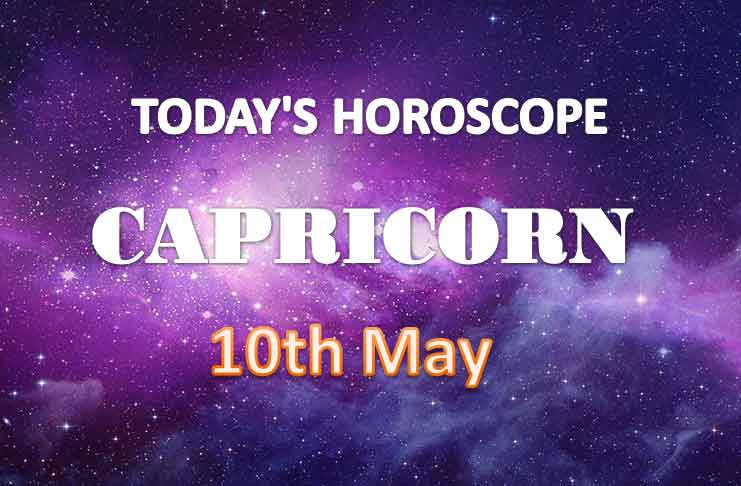 capricorn daily horoscope for today monday may 10th 2021
