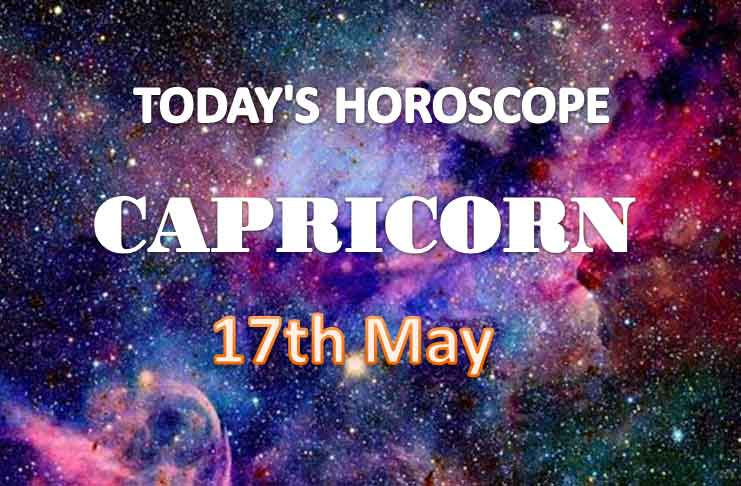 capricorn daily horoscope for today monday may 17th 2021