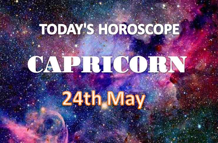 capricorn daily horoscope for today monday may 24th 2021