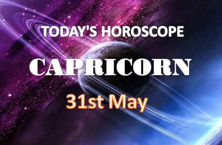capricorn daily horoscope for today monday may 31st 2021