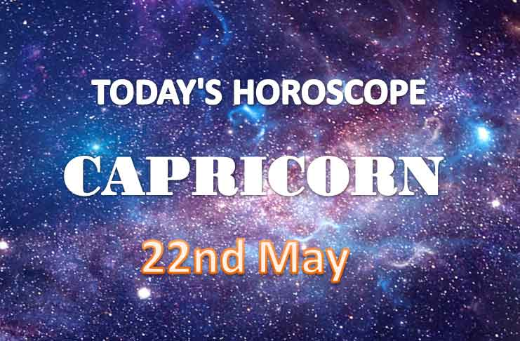 capricorn daily horoscope for today saturday may 22nd 2021