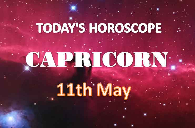 capricorn daily horoscope for today tuesday may 11th 2021
